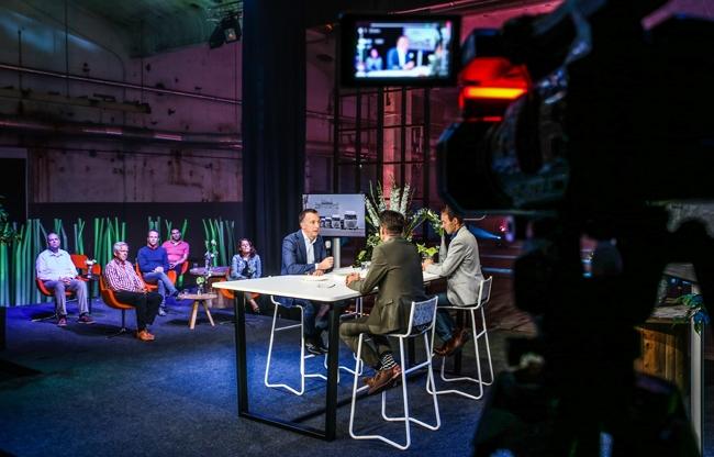 Industrial Studios: online events voor iedereen