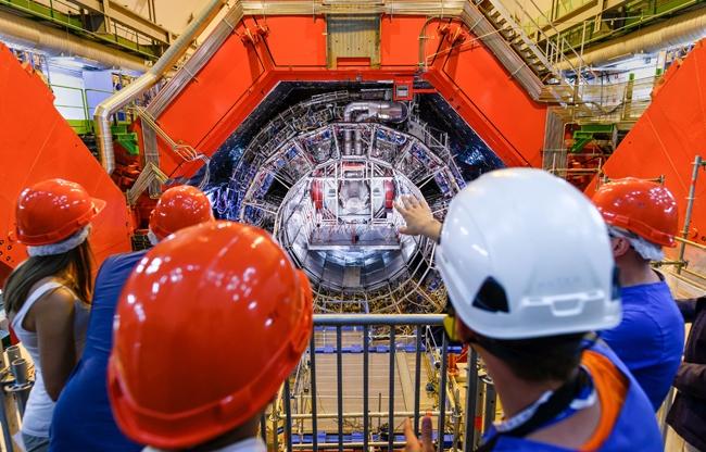 Genève, CERN ©GenèveTourisme