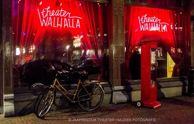 Theater Walhalla aan de Sumatraweg