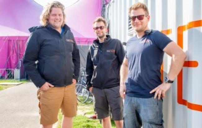 GIGTECH crew 3 - Pinkpop