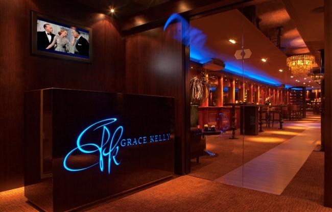 Grace Kelly lobby