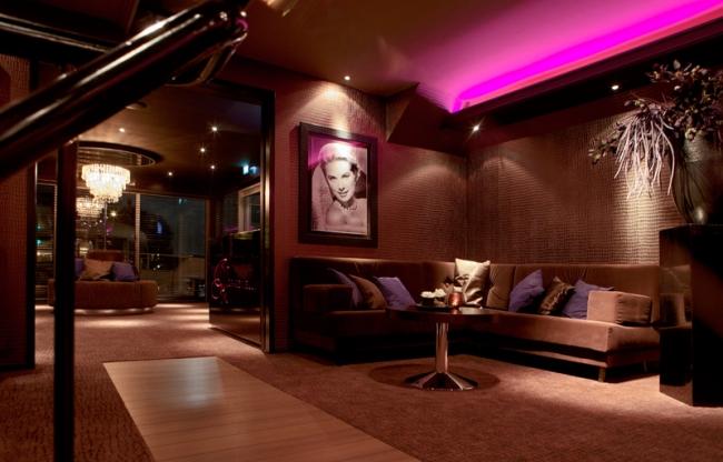 Grace Kelly Lounge binnenkomst