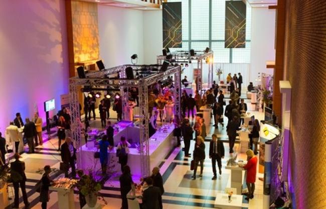 Louwman Museum - Great Hall - Congres