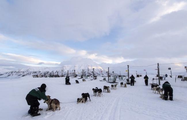 Svalbard, Noorwegen