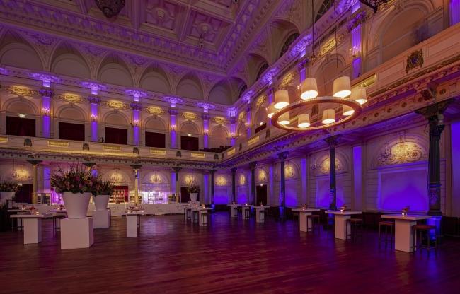 Bedrijfsfeest Concertgebouw Grote Zaal