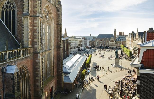 De Grote Markt. Foto: Hans Guldemon