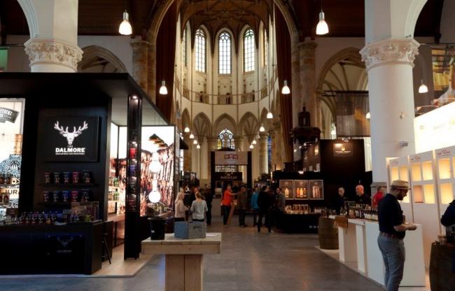 Grote Kerk Den Haag - Whisky festival