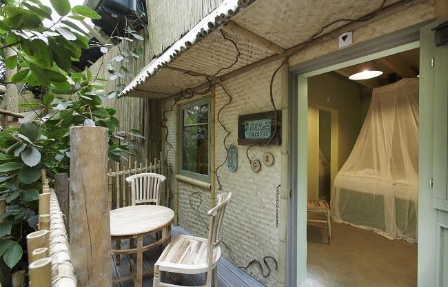 Jungle Cabana Jungle Dome