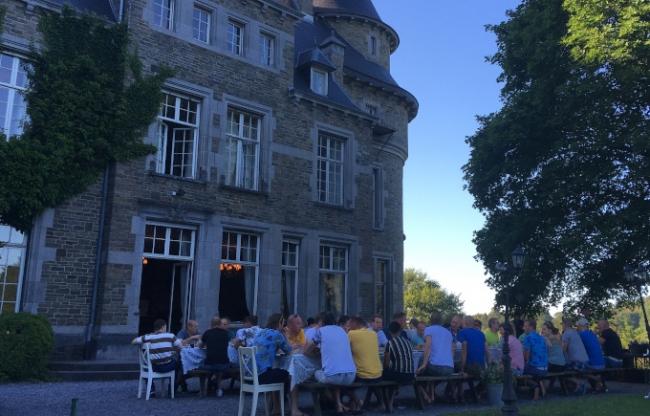 Bedrijfsuitje Ardennen Bizon Events