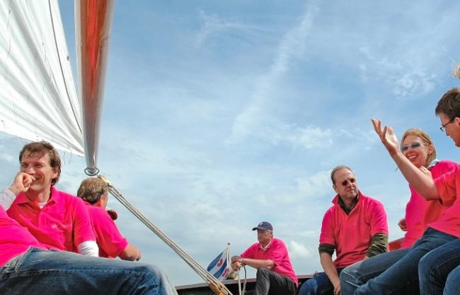 Personeelsuitje Friesland Bizon Events