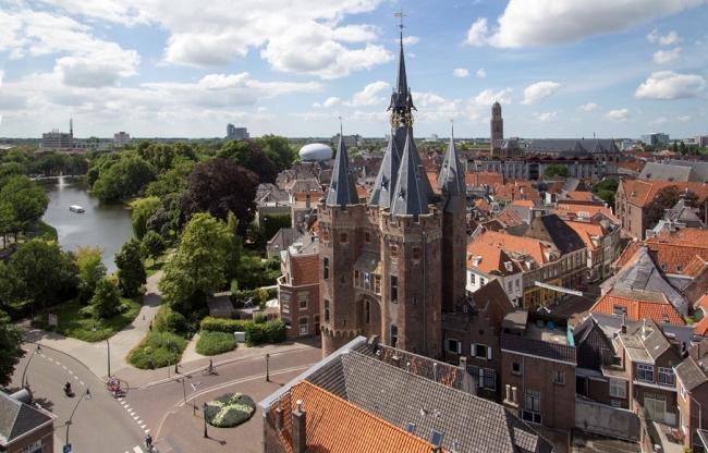 Congresregio's Zwolle en Twente: verbonden met de regio