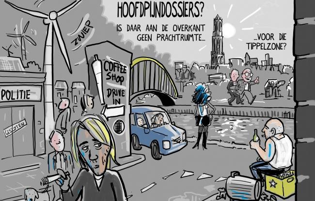 Hoofdpijndossiers Gemeente Utrecht