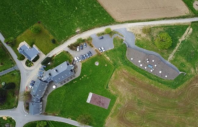 Hubermont – Space for Development in de Ardennen