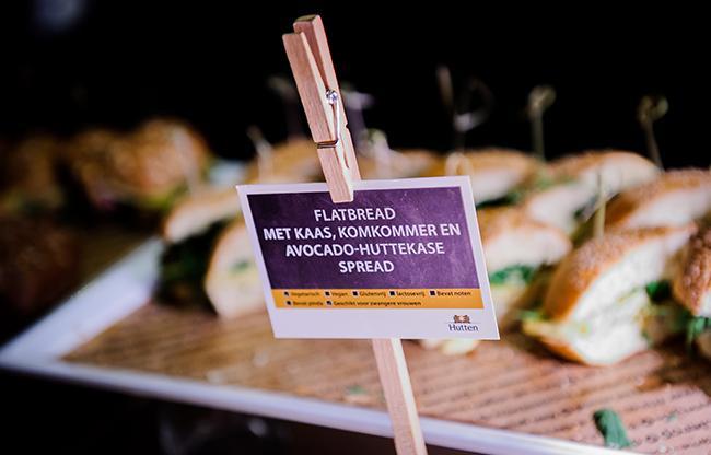 Brainfood houdt congresbezoekers scherp