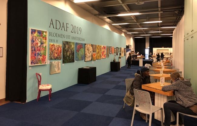 Annual Dutch Art Fair in WFC Amsterdam