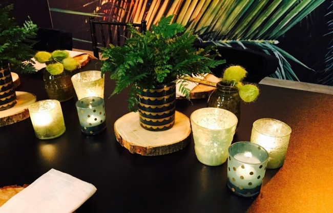 Tafeldecoratie tafelaankleding diner tafel