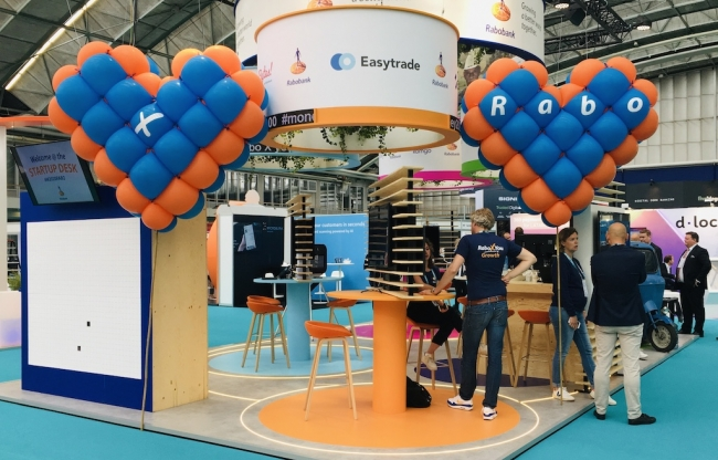 Beurs Event My Brand Rabobank