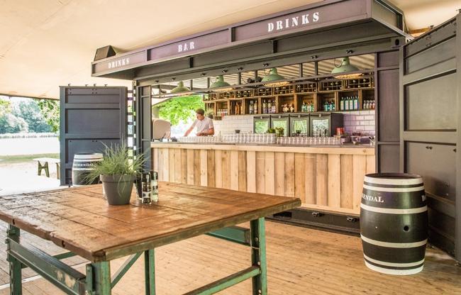 Culinaire pop-ups bij Te Werve Buiten: een wilde mix van zakelijk en privé
