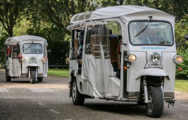 Tuktuk Riverside Appeltern Evenementen Locatie