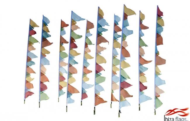 festival vlaggen huren
