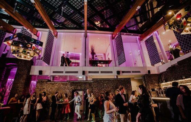 Binnenplaats feest of borrel tot 200 personen
