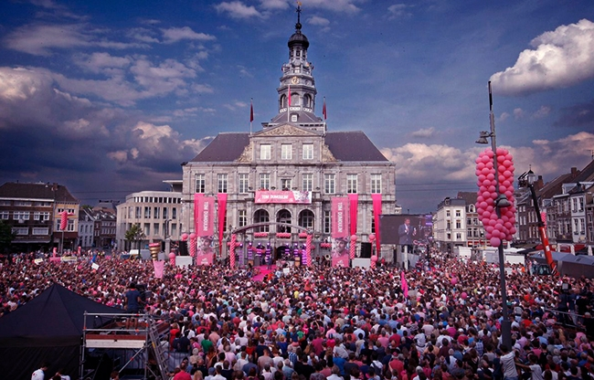 JOVO Management organiseert events op Champions League niveau