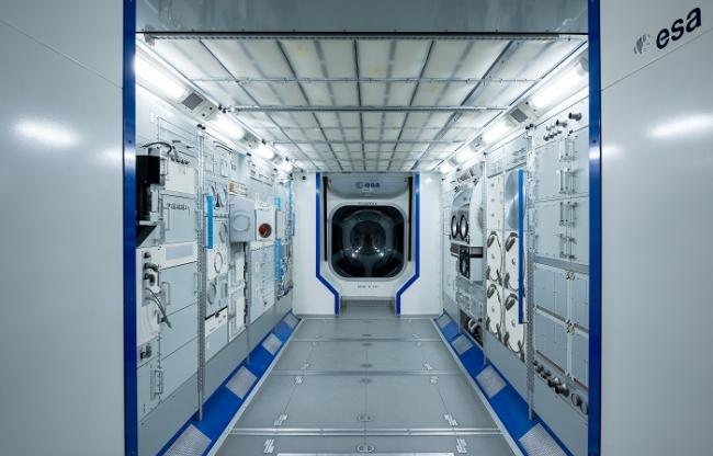 Space Expo - Borrelen in het International Space Station (ISS)