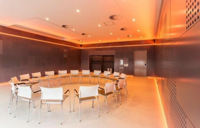 Jaarbeurs MeetUp vergaderen bijeenkomst vergadering