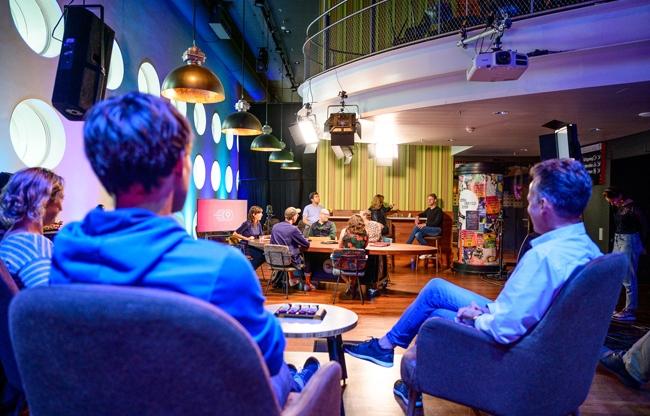 OFF/ON en Studio Nine, TivoliVredenburg