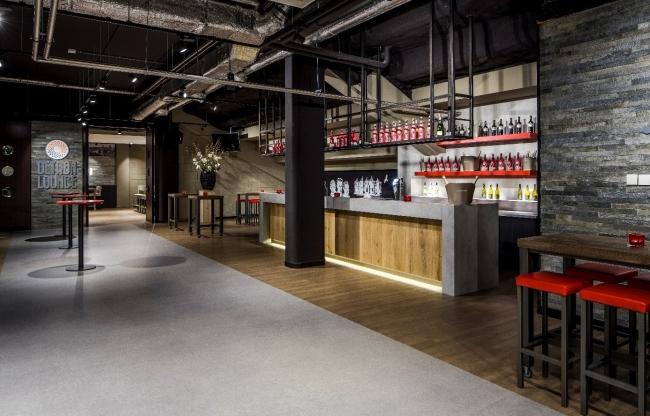 Jupiler Lounge Hoofdgebouw
