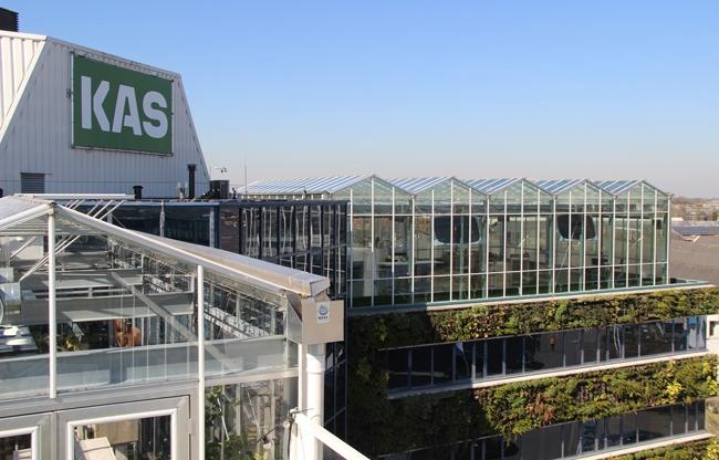 KAS Meeting - Eventlocatie: 'We willen een inspiratieplek zijn voor circulair ondernemen'