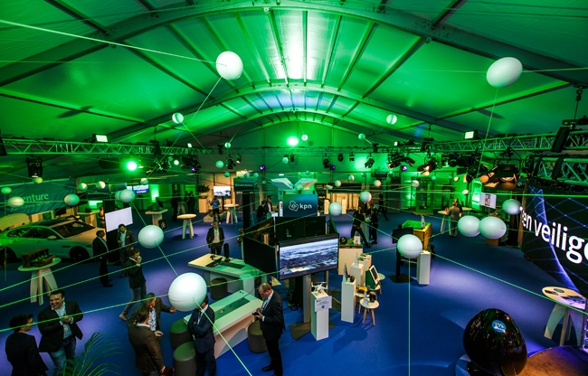 EventCase: The Digital Dutch 2017 in Hangaar2
