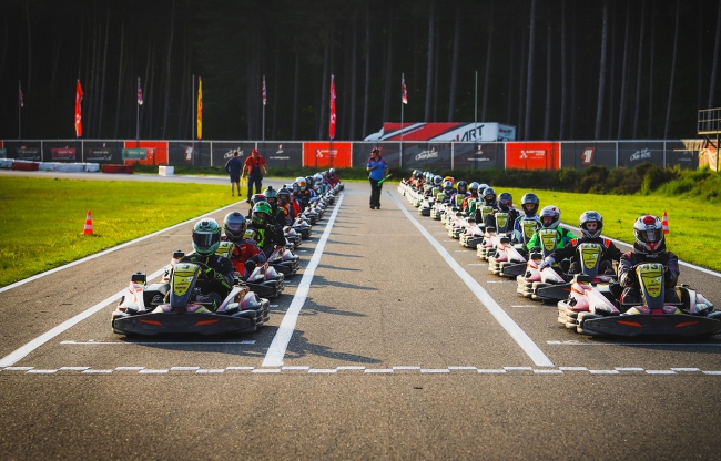 Karting Genk: 'Home of the Champions'