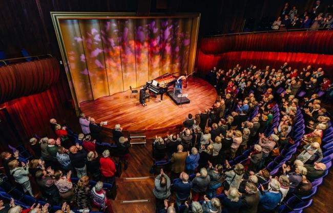 Philharmonie Haarlem Kleine Zaal verhuur concertzaal theater