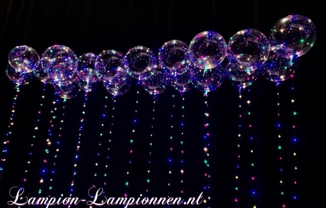 LED Ballon XL, verlichte helium ballon met led lampjes