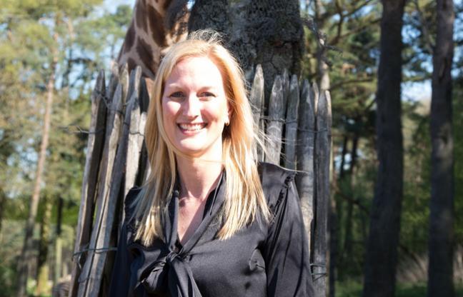 Josine Wouters, Hoofd Sales & Events