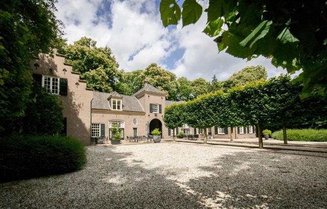 Landgoed Zonheuvel, Koetshuis