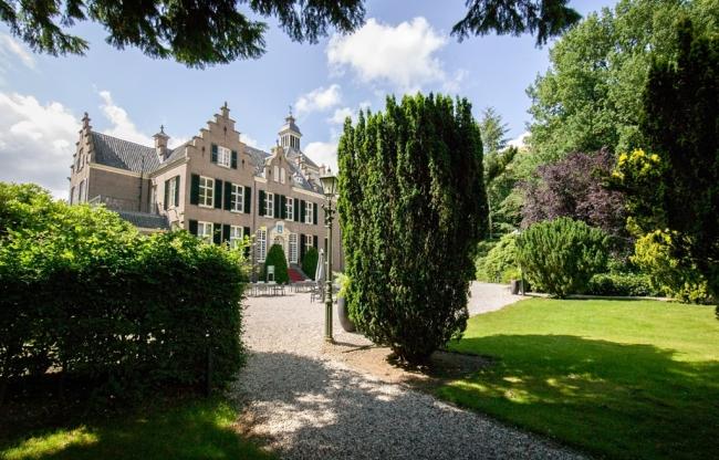 Landgoed Zonheuvel, Maarten Maartenshuis