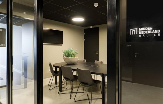 Subruimte in de Midden Nederland Hallen