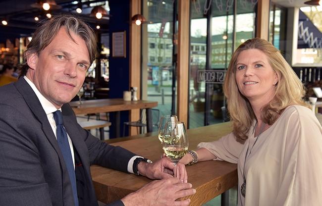 In gesprek met Miranda Hesselmans en Erwin Verschoor