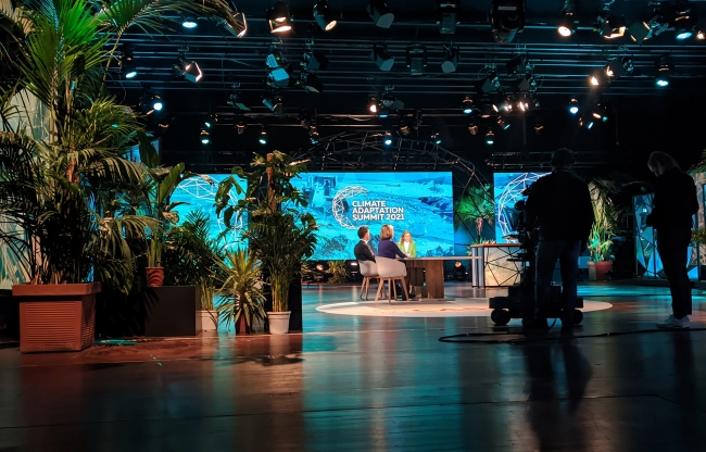 Climate Adaptation Summit (CAS) 2021