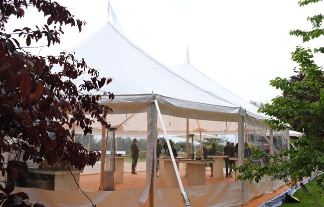 Maessen Tenten levert maatwerk op locatie