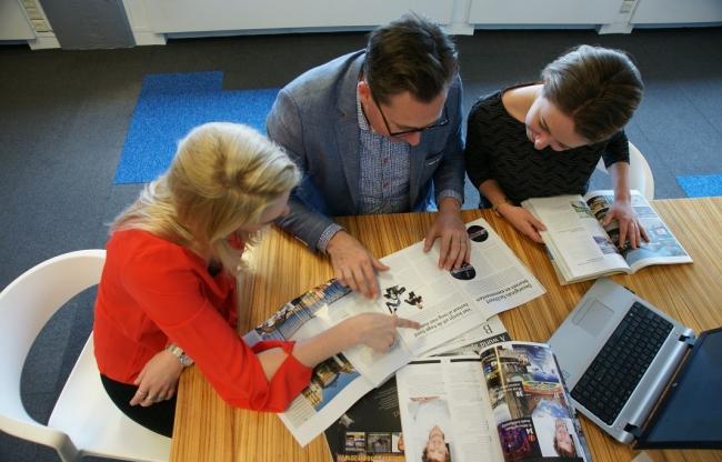 dagjemagazinemaken.nl - inspiratie opdoen in magazines