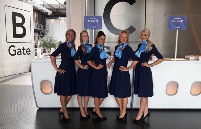 Fokker Terminal: hosting event Gemeente Den Haag
