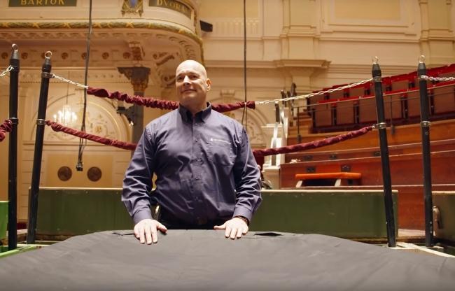 Het Concertgebouw: zonder Marcel geen perfectie