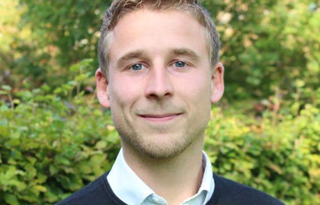 Mitchell Nicolai: 'Ik zou graag op het podium staan als Jochem Myjer'