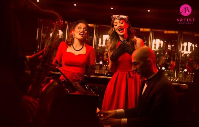 Jazz Lounge band