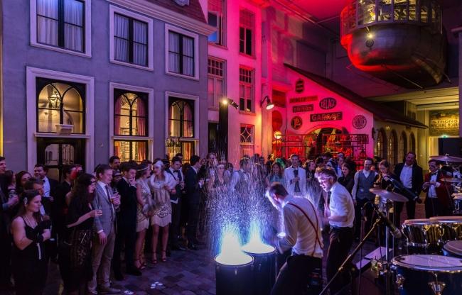 Louwman Museum - Museumplein - Feest
