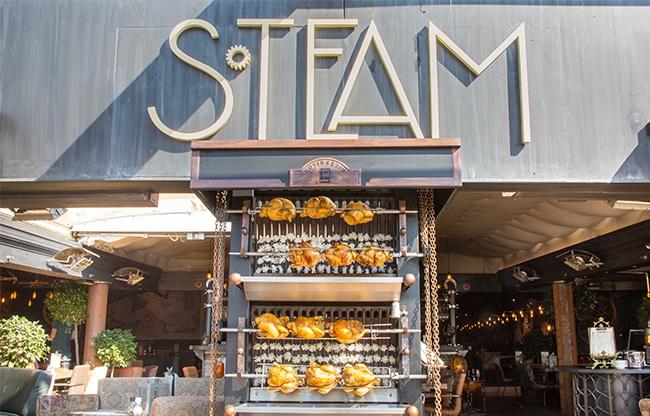 Restaurant Steam Scheveningen