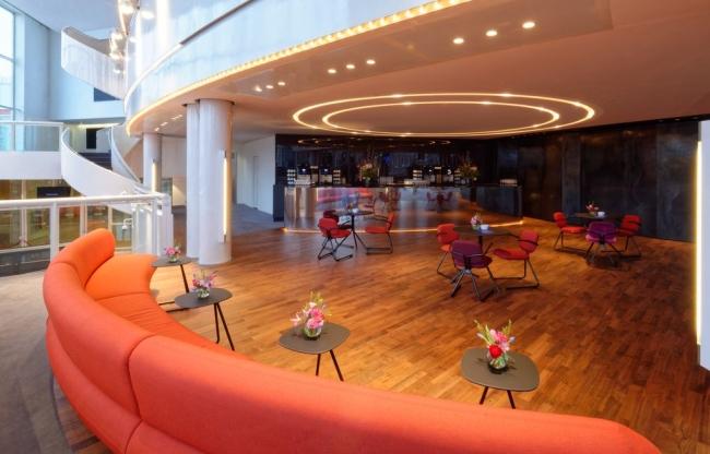 Foyer - zaalniveau